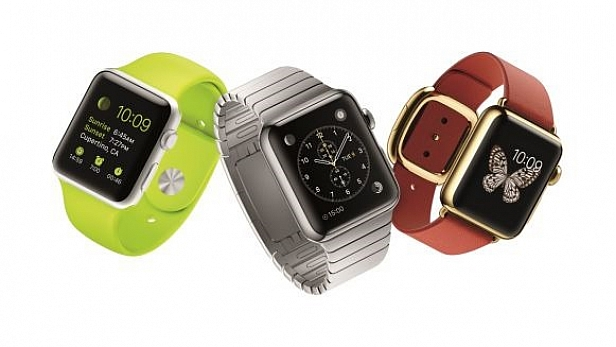 The Apple Watch is finally coming in April