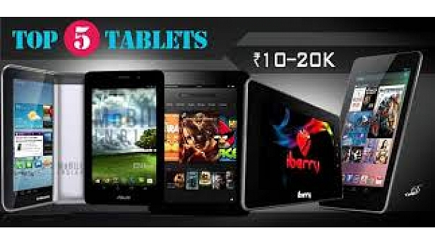 Nowadays, you don't even have to spend an exorbitant amount of money to buy a tablet that is good for entertainment, productivity and gaming. Here's our pick of the 5 best tablets you can buy in India