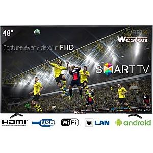Weston WEL-5100 48 inch (122cm) Full HD SMART LED TV