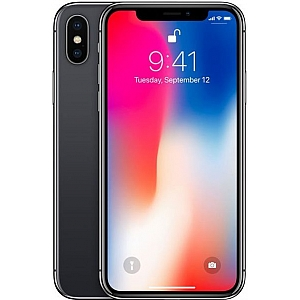 Apple iPhone X (3 GB RAM, 64 GB Memory)